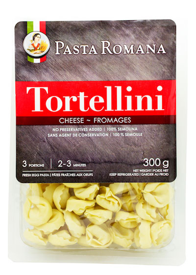 Tortellini fromages